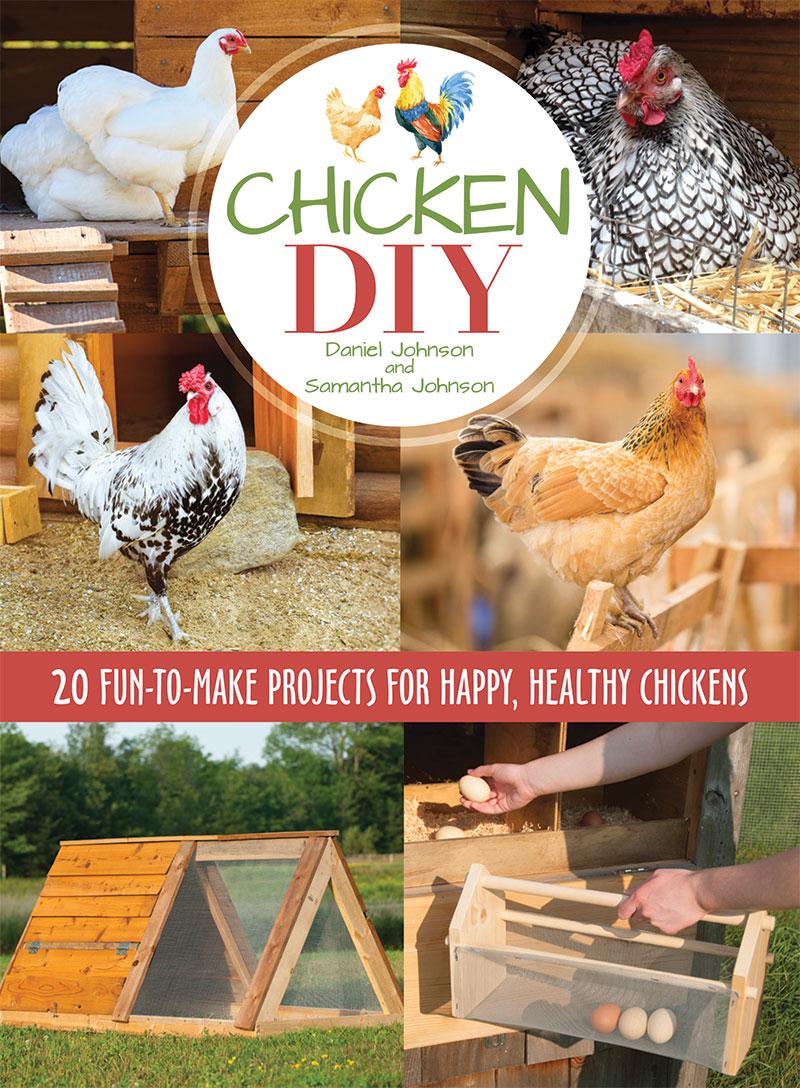 chicken diy book chickens