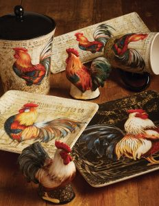 chicken rooster kitchenware products