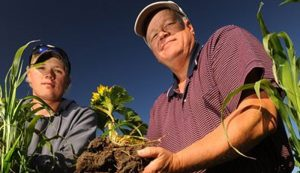 gabe brown paul dirt to soil book review