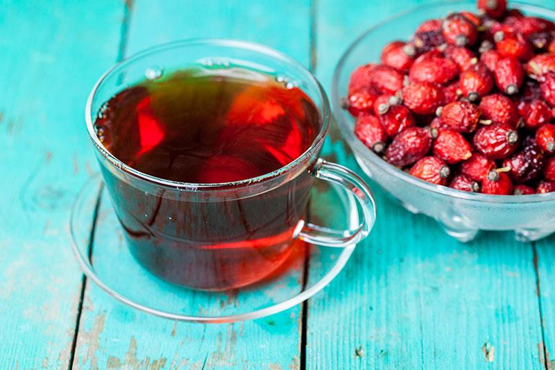 grief remedies herbs hawthorne tea