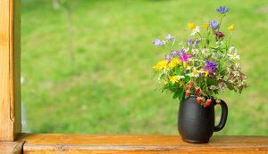 grief home remedies flowers