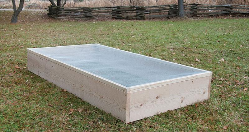 raised garden bed beds
