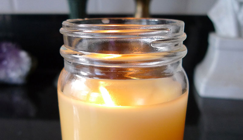 beeswax candles candle