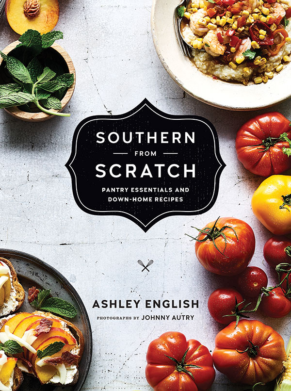 southern from scratch cookbook cover