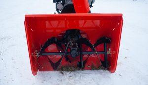 snow blower cc horsepower