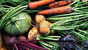vegetables csa saturated market