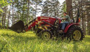 tractor maintenance spring checklist