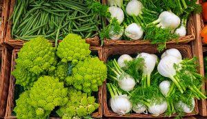 vegetables crops farmers market