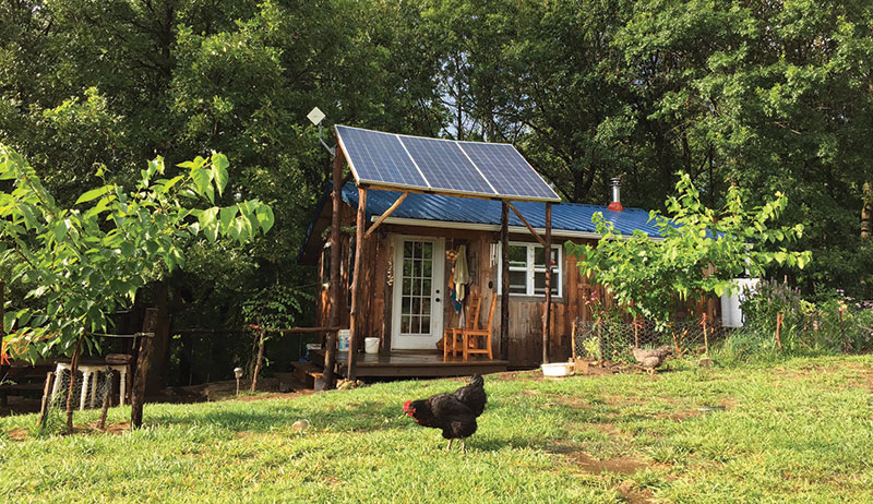 living off the grid teri page homesteading