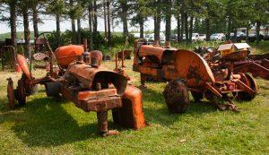 tractor tractors farm auction