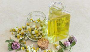 herbal oil herbal body oiling