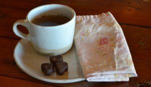 herbal tea dissolves