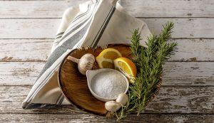 Debbie Wolfe rosemary lemon herbal salt recipe