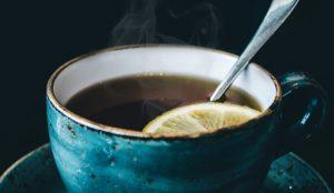 herbal tea for spring detox