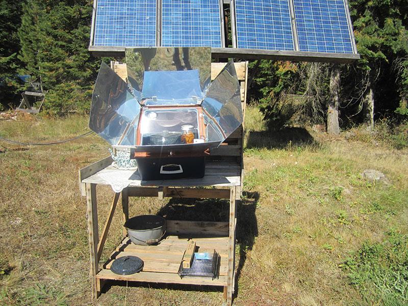 idaho homestead solar power