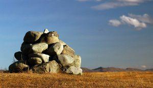 rocks farm field move