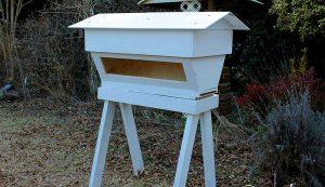 top-bar hive beehive bees