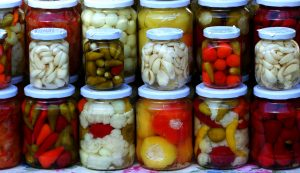 value-added products pickled vegetables farmers market