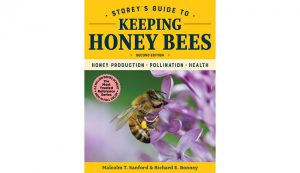 Storey's Guide to Keeping Honey Bees cover book