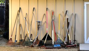 hand tools gardening growing crops farming