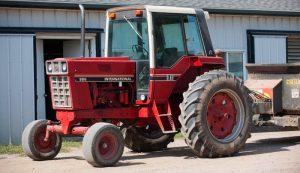 transmission hydrostatic gear tractor