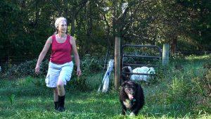 women farmers love pamla wood