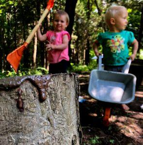 mud paint kids