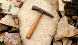 stonemason's hammer farm tools