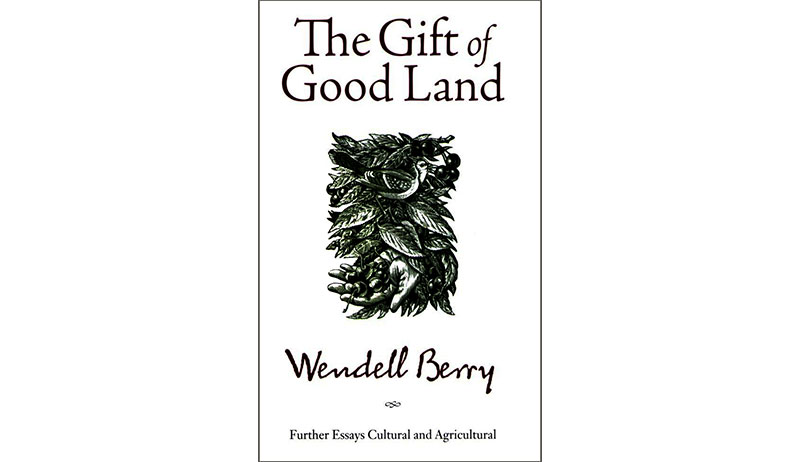 the gift of good land book cover