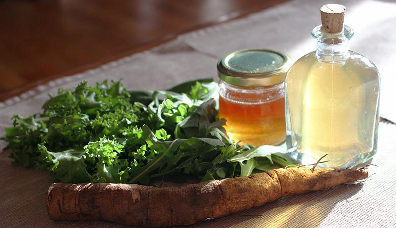 spring tonic ingredients