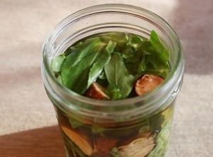 herb-infused oxymel