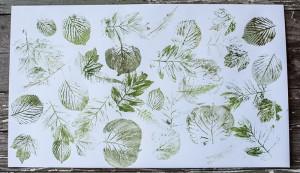 leaf stamps