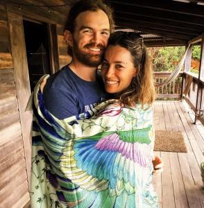 Nate Olive and Sheli Brin-Oliv