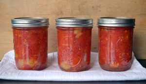 cans of tomatoes preserve food preservation