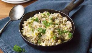 eggs and oatmeal