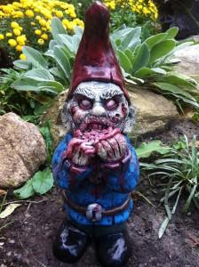 zombie gnome