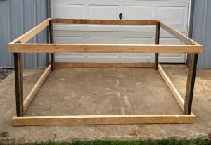 compost bin step 2