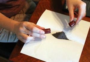 filling coper bolus capsules