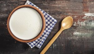 homemade cultured milk products